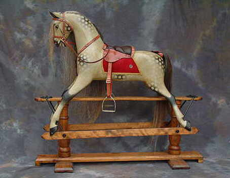 Old Fashioned Rocking Horse Nz