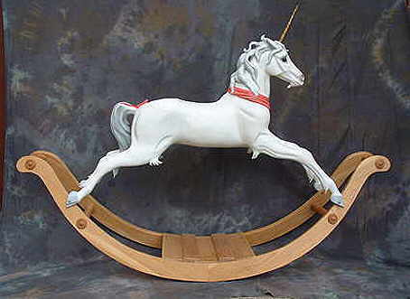 unicorn rockinghorse