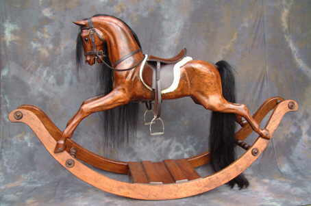 Rocking Horse Design Plans House And Decorating Ideas